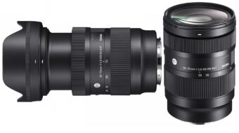 SIGMA 28-70mm F2.8 DG DN Contemporary Zoom Lens Announced