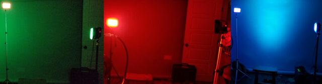 Light setup