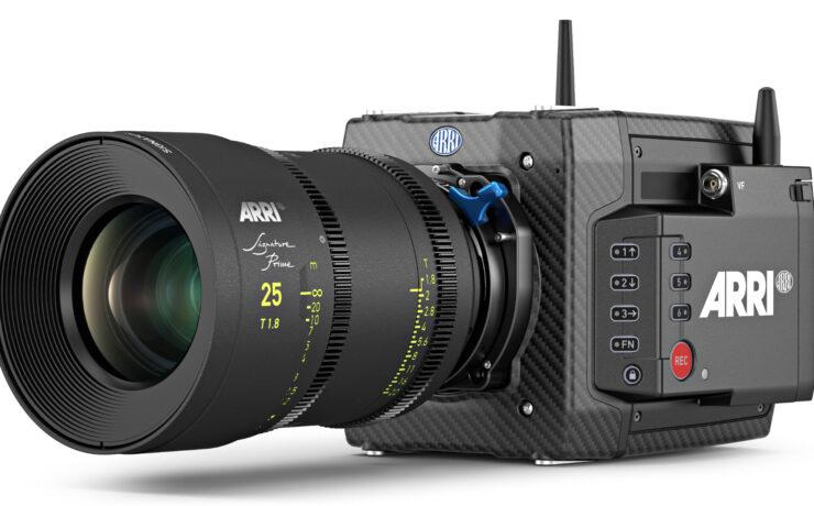 ALEXA Mini S35 LF SUP 7.0 Beta – The Mini LF Gets New S35 Features