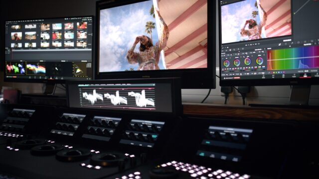 Author Colour Grading Suite