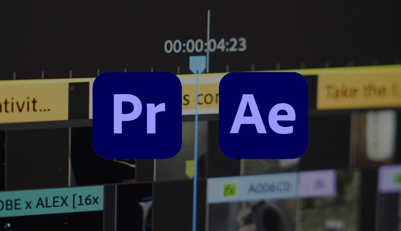 AdobeがPremiere Pro 15.0 とAfter Effects 18.0をリリース