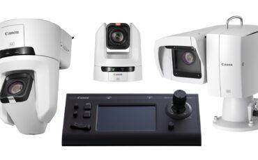 キヤノンが3機種のPTZリモートカメラを発売