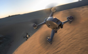 DJI FPV Drone Announced - 0-100 KPH in 2 Seconds and New Motion Controller