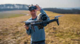 DJI FPV Review – First Look at the First-Person-View Drone