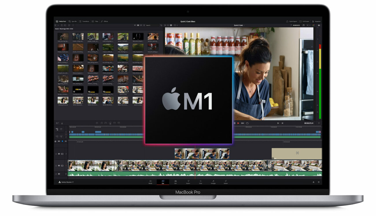 DaVinci Resolve 17.1 Final Version for Apple Silicon Released
