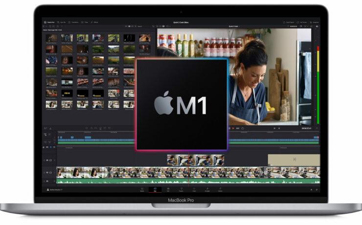 DaVinci Resolve 17.1 Final Version for Apple Silicon Released