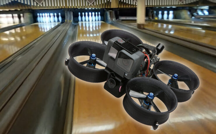 """FPV Drone Flying at its Finest – """"Right Up Our Alley"""" is an 87sec Masterpiece"""