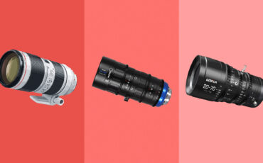 High-End Zoom Lenses – Cine & Photographic