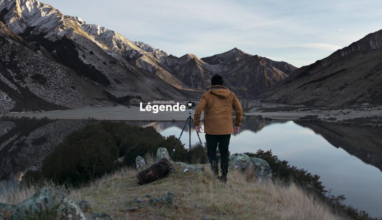 Gitzo Légende – Sustainable Tripod and Camera Backpack on Indiegogo