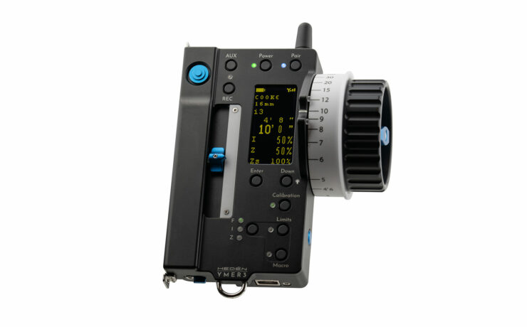 Hedén Group Releases YMER-3 and Cine RT Distance Integration