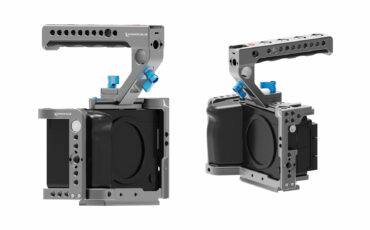Anuncian el armazón Kondor Blue para la Sony FX3