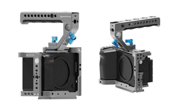 Kondor Blue Sony FX3 Cage Announced