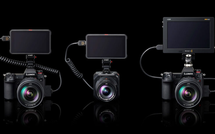 Panasonic Announces Significant Firmware Updates for their LUMIX S1, S1H and BGH1 Cameras