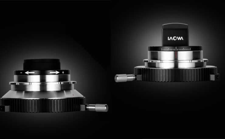 Laowa 1.33x Rear Anamorphic Adapter & 1.4x Full Frame Expander Now Shipping