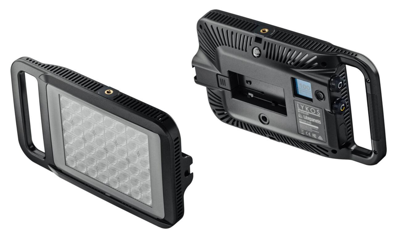 Litepanels Lykos+ LED Panels Announced – Lightweight & Bi-Color