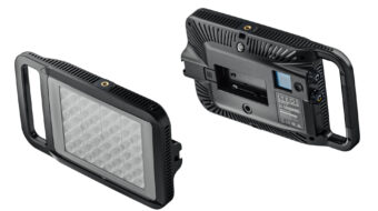 Anuncian los paneles LED Litepanels Lykos+: Livianos y bi-color