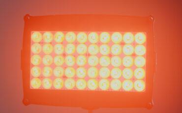 Reseña de la luz LED Lupo Kickasspanel