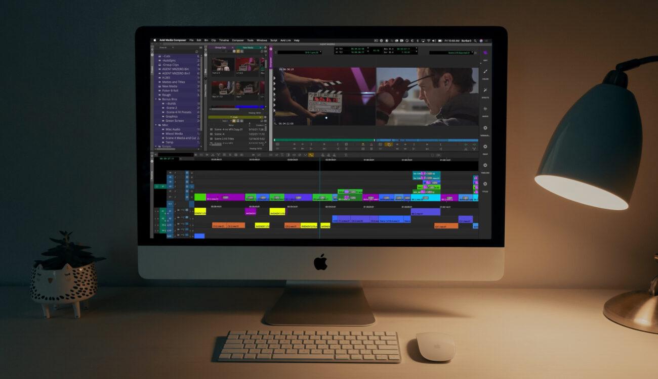 Lanzan el Avid Media Composer 2021.3