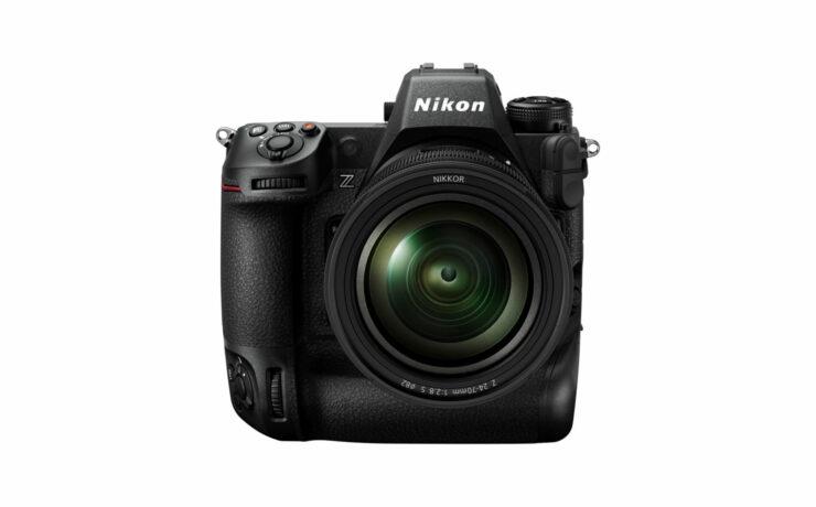Nikon Z 9 Development Confirmed with 8K Full Frame Internal Video Recording