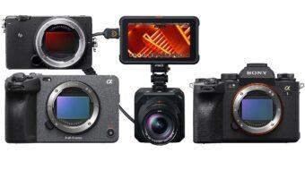 Atomos Ninja Vがパナソニック BGH1、ソニーα1、FX3、シグマ fp LのProRes RAWをサポート