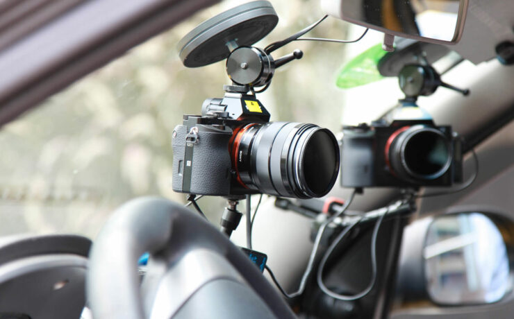 RigWheels Mag-Tight Curve Announced - Camera Car-Mount with Wipers Feature