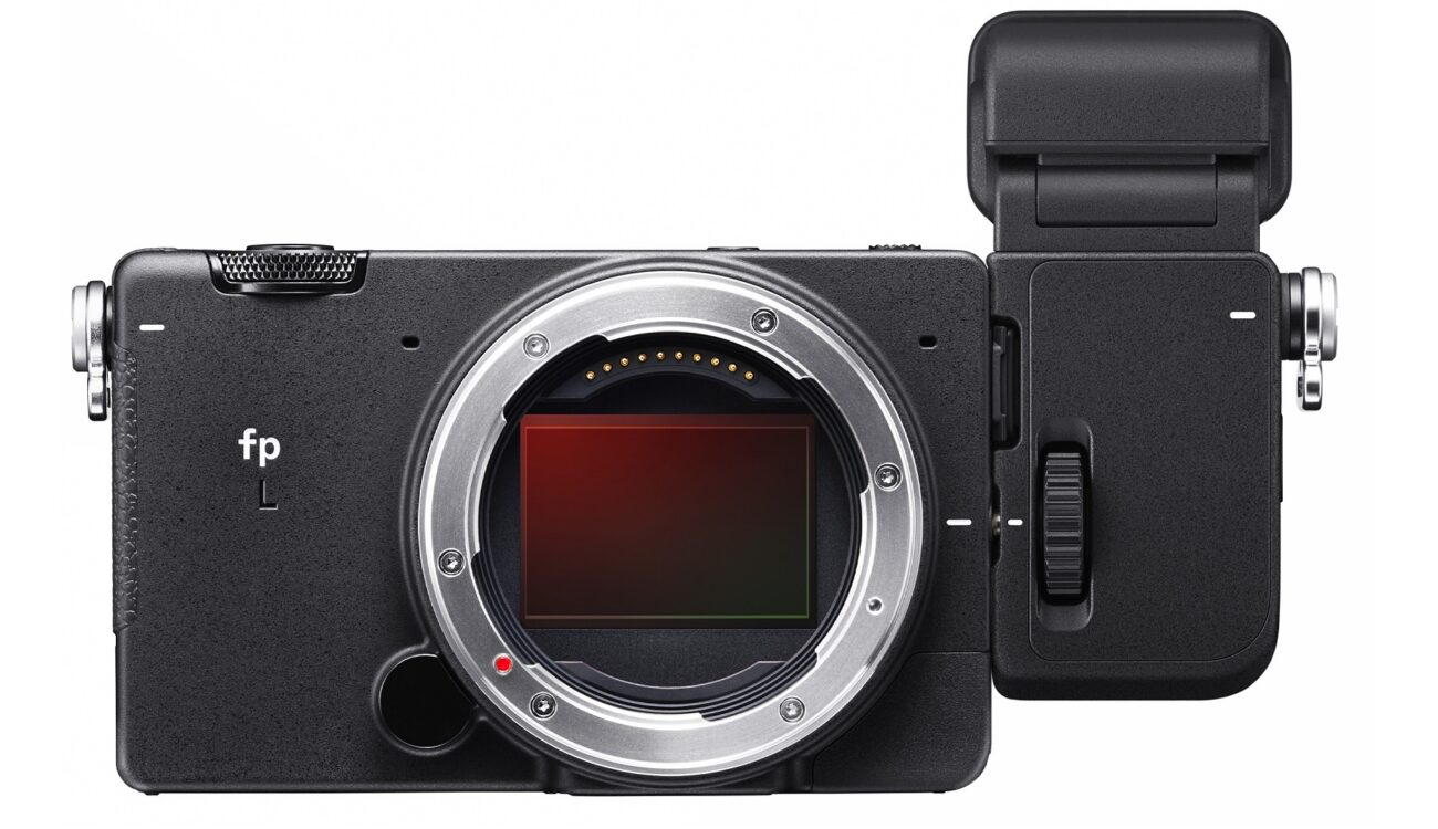SIGMA fp L Camera and EVF-11 Viewfinder Announced - 61MP and Hybrid AF