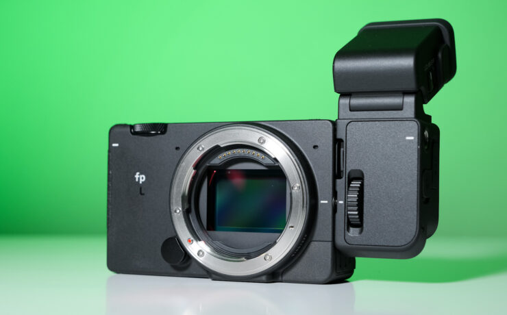 SIGMA fp L Review and Sample Footage