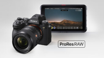 Atomos Ninja V – ProRes RAW Will Come to Sony Alpha 1