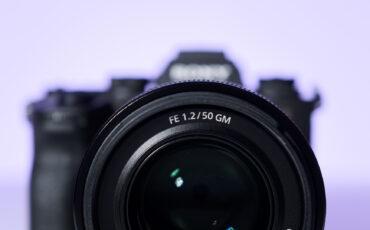 Sony FE 50mm F/1.2 GM Lens Announced
