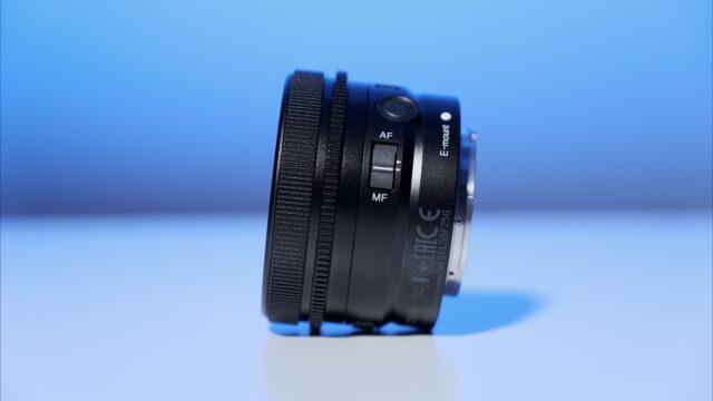50mm F2.5 G
