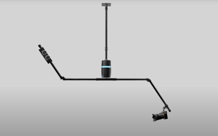 Marbl Orbit - Orbiting Camera Robot Arm by Josh Yeo on Kickstarter