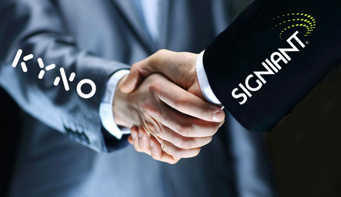 La compañía Lesspain Software, propietarios de Kyno, fue adquirida por Signiant