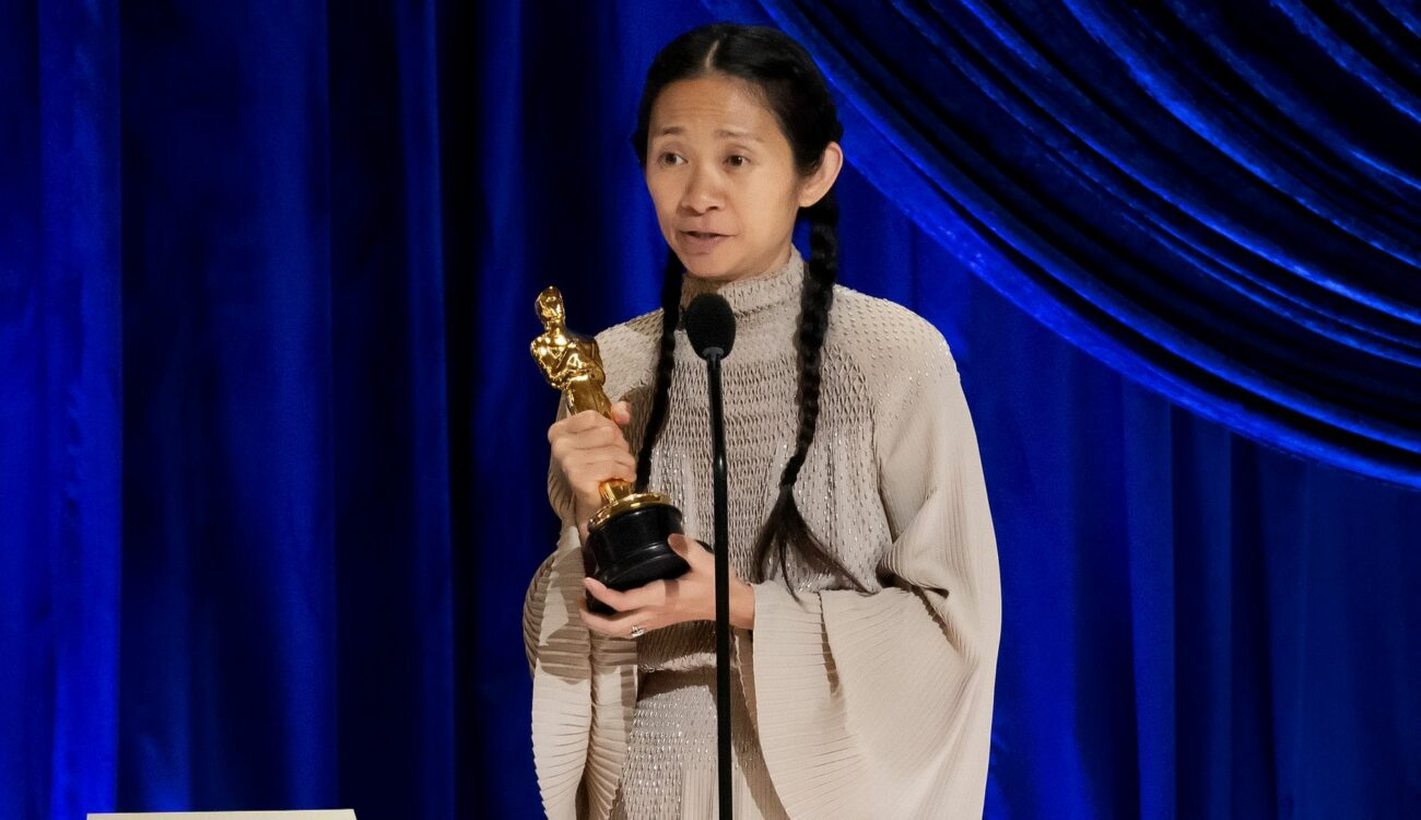 Oscars 2021 - Chloé Zhao Makes History with Best Director Win