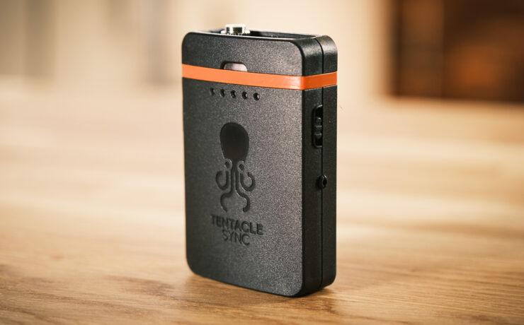 Tentacle TRACK E Review - a Tiny 32-bit Timecode-Synced Audio Recorder