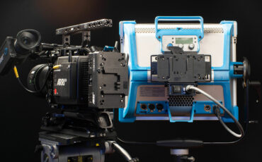 ARRI Makes B-Mount 12/24V Batteries Their New Standard