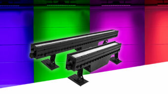 Astera AX2 PixelBar Announced – Linear Wash Fixture with IP65 and Wireless Control
