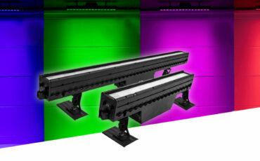 Anuncian la Astera AX2 PixelBar: una luminaria lineal con IP65 y control inalámbrico