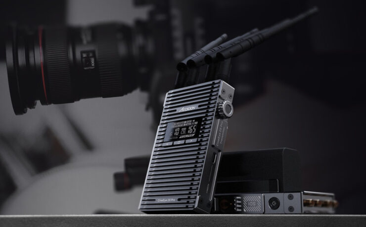 Accsoon CineEye 2S Pro Introduced – Up to 1200ft Wireless Video via SDI or HDMI