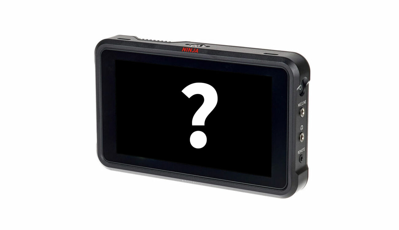 New Atomos Ninja Supporting 4K 120p RAW Coming Soon