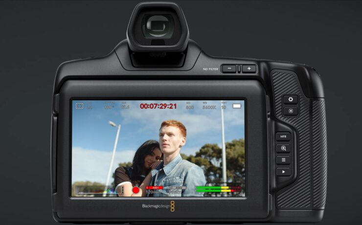 Blackmagic Camera 7.3 Update Released – New Features for BMPCC 4K, 6K & 6K Pro