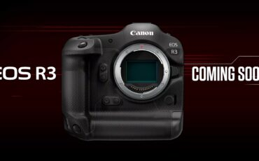 Canon EOS R3 Development and New RF Lenses Announced