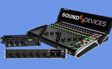 High-End Audio Mixer/Recorders