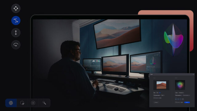 Colorist in Action (Credits: LIT labs & Color.io)
