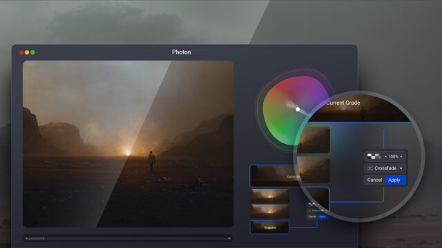 Snapshot Mixer (Credits: LIT labs & Color.io)