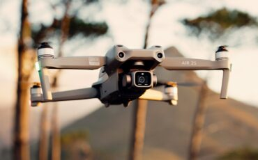 DJI Air 2S Drone Announced – 1-inch 20MP Sensor and 5.4K30p 10-Bit Video