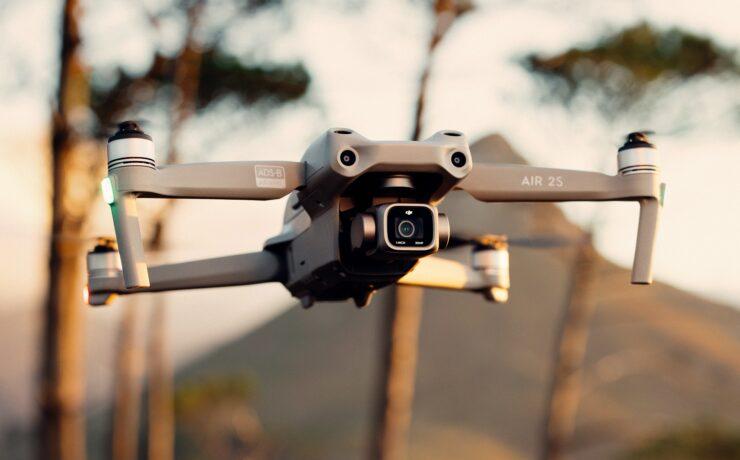 DJI Air 2S Drone Announced – 1-inch 20MP Sensor and 5.4K30p 10-Bit Video