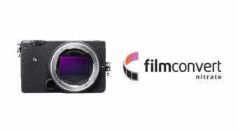 Lanzan el perfil FilmConvert para la SIGMA fp