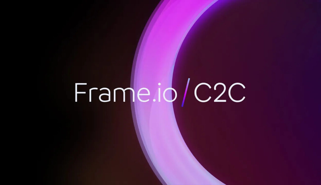 Frame.ioがCamera to Cloud (C2C)を正式リリース