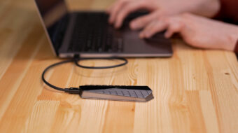 GigaDrive External SSD Launched - Fast USB-4/Thunderbolt 4 Storage
