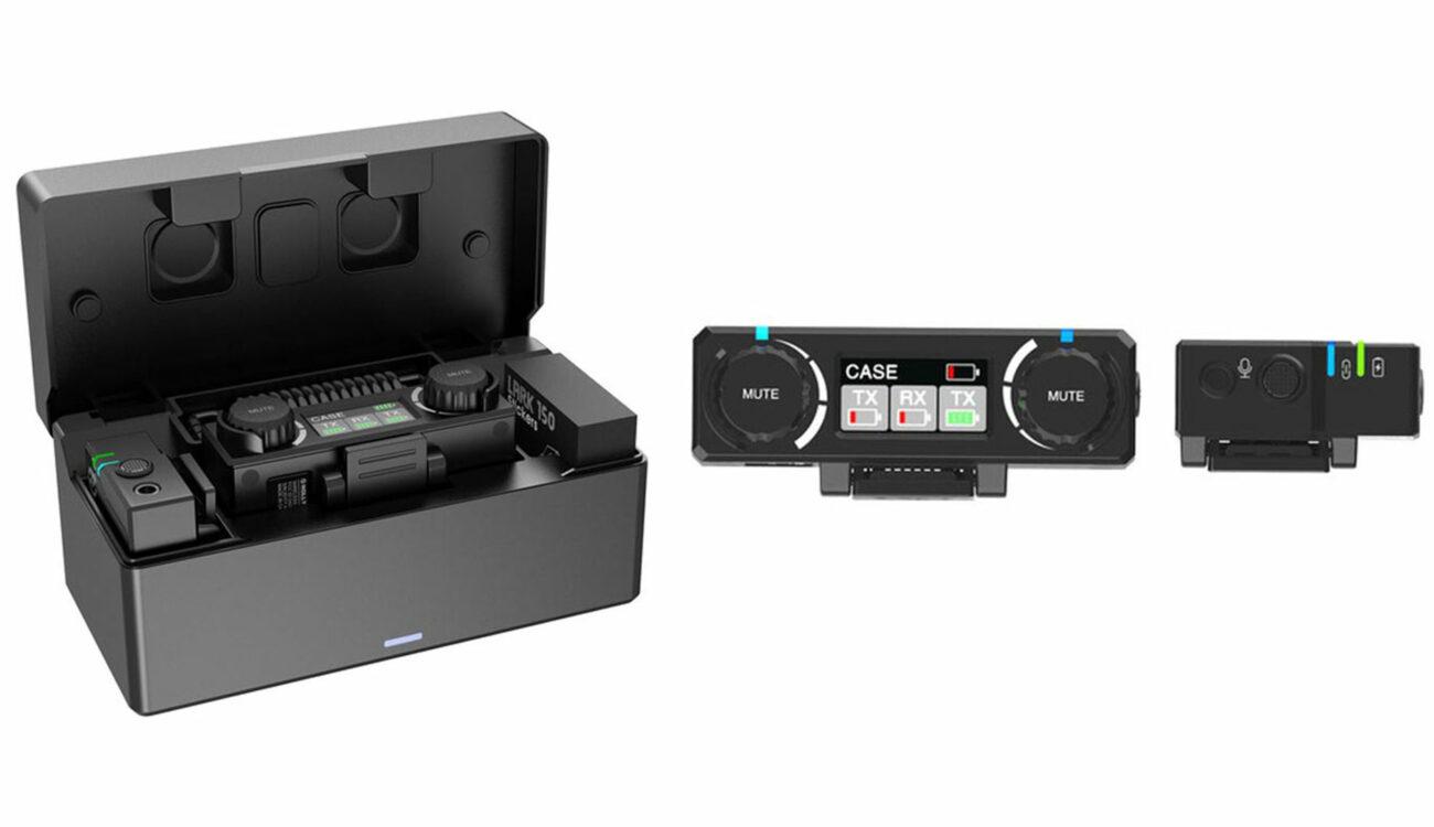 Lanzan el sistema de micrófono inalámbrico Hollyland Lark 150 Solo Kit